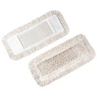 Wischbezug aus Baumwolle