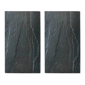 2 Zeller Herdabdeckplatten