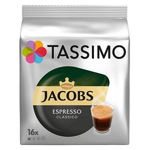 Kaffeekapseln JACOBS ESPRESSO CLASSICO von TASSIMO