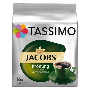 TASSIMO JACOBS Krönung Kaffeediscs 16 Portionen
