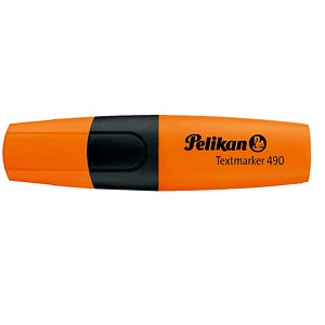 Pelikan 490 Textmarker orange 940403