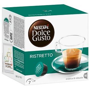 NESCAFÉ RISTRETTO Kaffeekapseln 16 Portionen