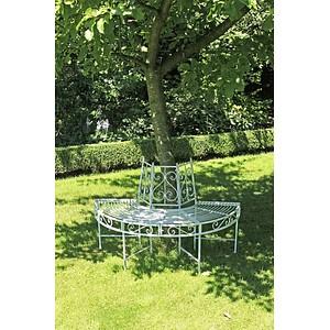 Harms Garden Pleasure Varda Gartenbank weiß