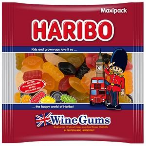 HARIBO WINE GUMS Fruchtgummi 500,0 g