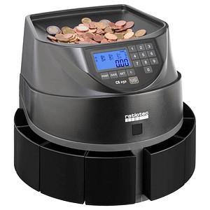 ratiotec Münzzähl- und Sortiermaschine CS 250
