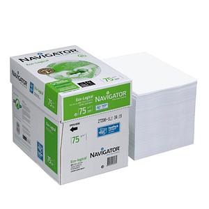 Maxi-Box NAVIGATOR Kopierpapier Eco-Logical A4 75 g/qm