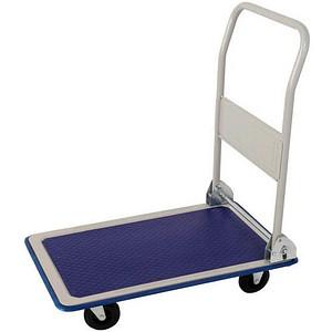 neutral Transportwagen blau 47,0 x 72,5 cm bis 150,0 kg