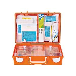 SÖHNGEN Erste-Hilfe-Kasten SN-CD Schulsport ohne DIN orange