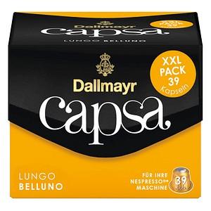 Dallmayr Kaffee Capsa Lungo Belluno Kaffeekapseln 39 Portionen
