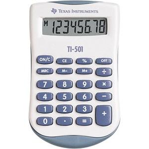 TEXAS INSTRUMENTS TI-501 Taschenrechner