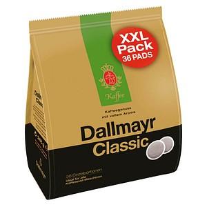 Dallmayr Kaffee Classic Kaffeepads 36 Pads