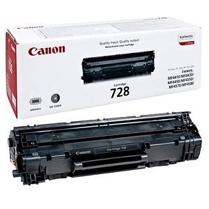 Toner/Tonerkartuschen 728 BK von Canon