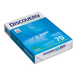 DISCOVERY Kopierpapier DISCOVERY 70 g/qm 500 Blatt