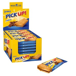 LEIBNIZ PiCK UP CHOCO Kekse 24x 28,0 g