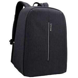 BESTLIFE Rucksack Travelsafe BB-3458 Kunstfaser grau