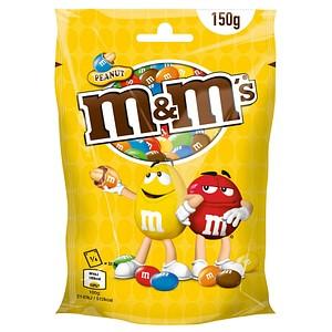 m&m's PEANUT Schokobonbons 150 g
