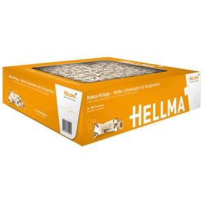 HELLMA Kokos-Krispy Schokolade 380 St.