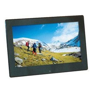 BRAUN Digitaler Bilderrahmen DigiFrame 1360 33,8 cm ( 13,3 Zoll ) 21196