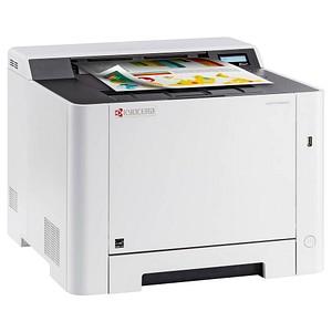 KYOCERA ECOSYS P5026cdn KL3 Farb-Laserdrucker grau