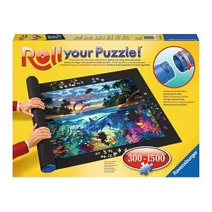 Ravensburger Puzzlezubehör Roll your Puzzle Puzzle-Rolle für bis zu 1.500 Teile