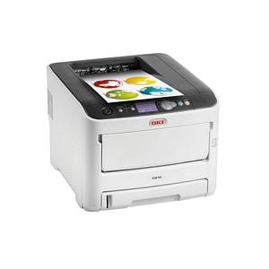OKI C612n Farb-Laserdrucker 46406003
