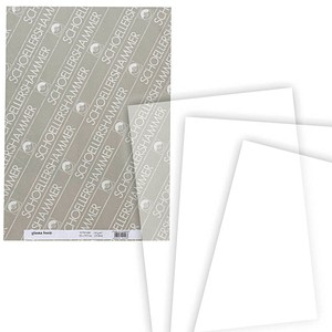 SCHOELLERSHAMMER Transparentpapier glama basic A3 110 g/qm 88809752