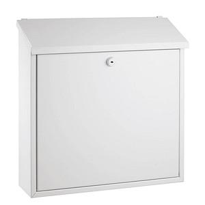 ALCO Briefkasten bianco weiß