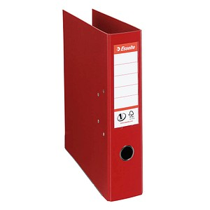 Esselte No.1 POWER Ordner rot Kunststoff 7,5 cm DIN A4
