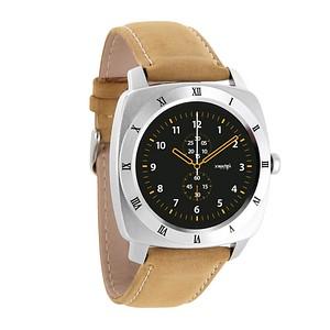 X-WATCH NARA XW Pro Smartwatch braun, silber 54004
