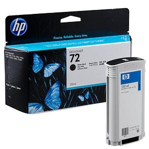 HP 72 (C9403A) schwarz matt Tintenpatrone