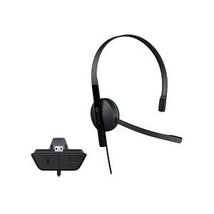 Microsoft Xbox One Chat Headset Headset schwarz S5V-00015