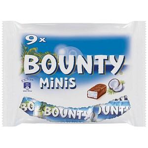 BOUNTY Minis Schokoriegel 9 St.
