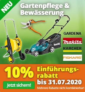 Gartenpflege & Bewässerung