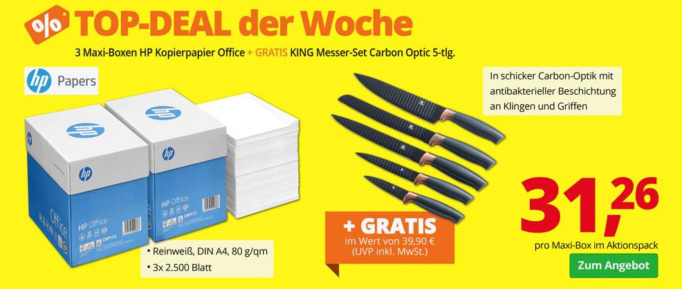 GRATIS Messer-Set